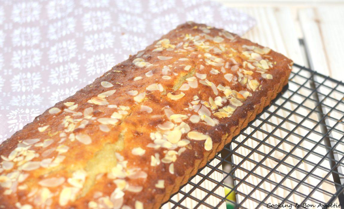 Gâteau d'Orient – rose, miel et amande