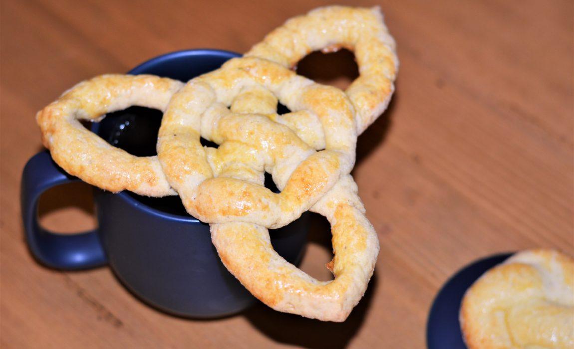Celtic knot – triquetra sablés façon Tudor {St Patrick's Day}